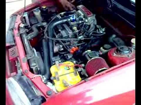 Hyundai Scoupe GT Turbo Sound