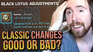 Classic WoW CHANGES! Asmongold Discusses NEW Classic Updates & More (ft. Mcconnell)