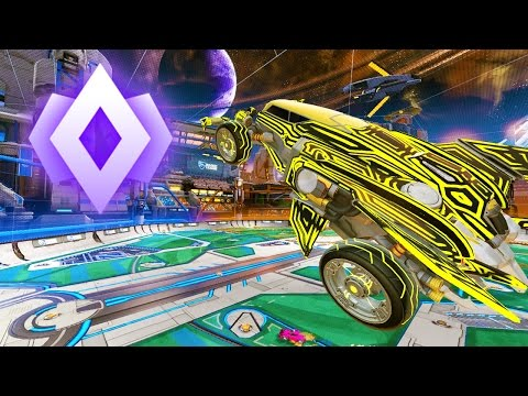 THE ROAD TO HITTING CHAMPION | ROCKET LEAGUE