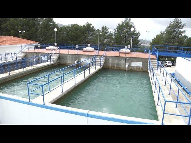 VÍDEO: Concluye la ampliación de la Estación de Tratamiento de Agua Potable de Iznájar