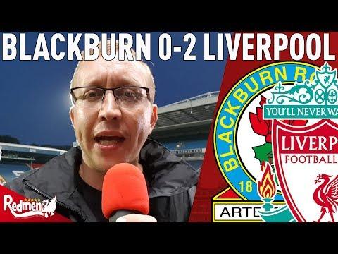 KEITA WAS UNLEASHED! | Blackburn v Liverpool 0-2 | Chris' Match Reaction