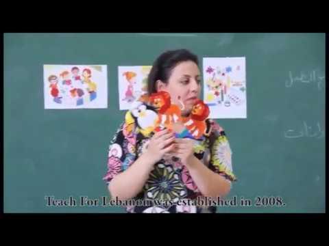 Teach For Lebanon- The Model