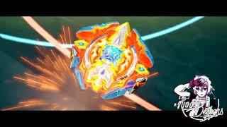 Beyblade Burst AMV  l  We Rise  l  Valt vs Xhaka