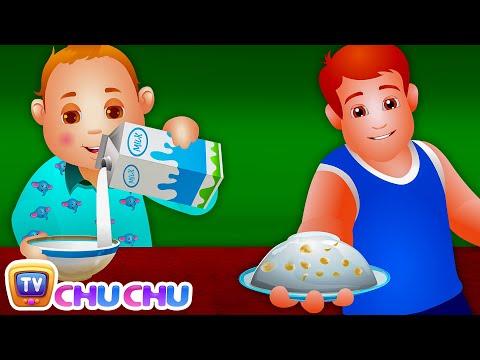 Johny Johny Yes Papa   Part 4   Cartoon Animation Nursery Rhymes & Songs for Children   ChuChu TV