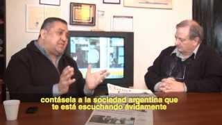 Otra vez, Luis D&#39Elia desmiente a Lanata