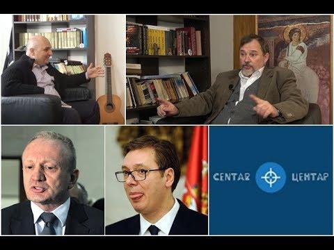 U CENTAR Kako Zapad postavlja i ruši sa vlasti Vučića i Đilasa (Slobodan Stojicevic)