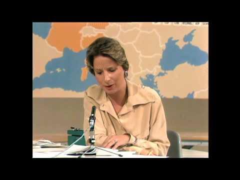 Orf Wahlnacht Zur Eu Wahl 1979 Mit Ursula Stenzel Paul