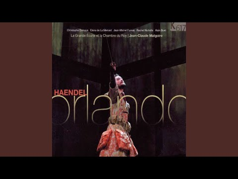 Orlando, HWV 31, Act II: Act II: Verdi allori, sempre unito (Medoro)