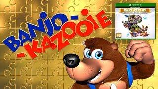 Banjo Kazooie Xbox One/Rare Replay Part 5