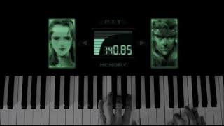 Baixar Metal Gear Solid - Enclosure [Piano cover]