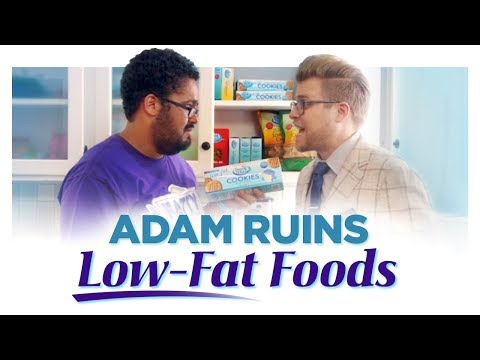 Low-Fat Foods Are Making You Fatter