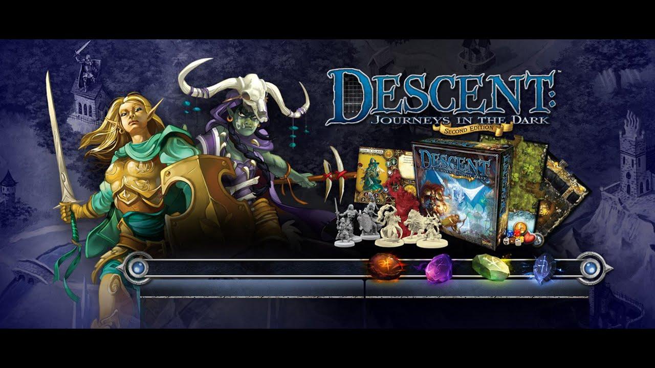 Цена 5990 руб. Descent купить в интернет-магазине настольных игр единорог. При заказе от 3000 рублей бесплатная курьерская доставка по москве,