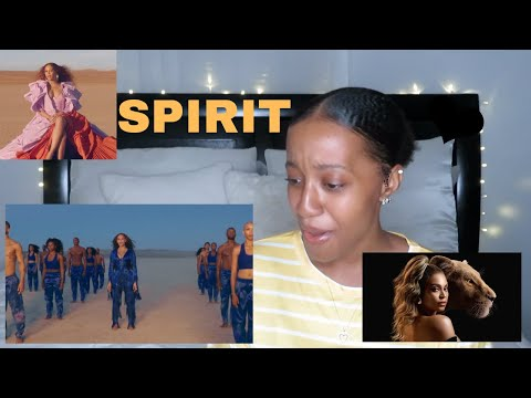 Beyoncé – SPIRIT From Disney's The Lion King (Official Video)[REACTION]