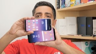 Samsung Galaxy S8 hands-on [Greek]