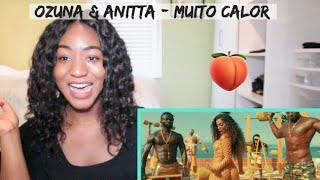 *HOT* Ozuna & Anitta - Muito Calor ( Video Oficial ) | REACTION