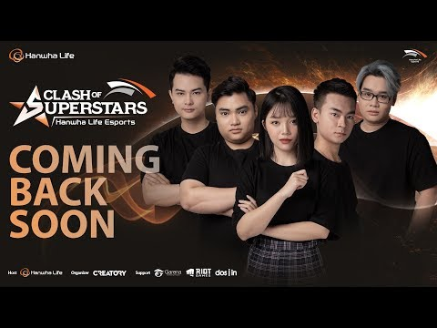 [LIVE] CLASH OF SUPERSTARS - HANWHA LIFE ESPORTS - GROUP STAGE - DAY 2