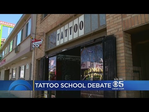 New Tattoo School Makes Waves As It Prepares To Open In Oakland