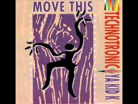 Technotronic   Move This