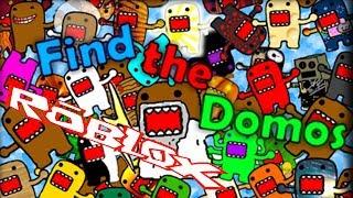 Найти Домосов или Словить ПОКЕМОНОВ? Find the Domos в Роблокс Игровой мультик Детское видео