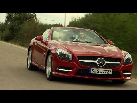 NEU: Mercedes-Benz SL 500 - Test