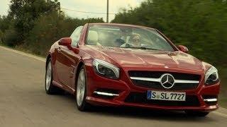 NEU: Mercedes-Benz SL 500 - Test