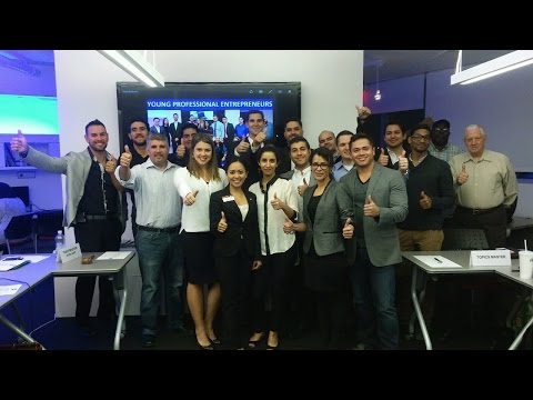 April 4th 2016 Young Professional Entrepreneurs Toastmasters Club Meeting