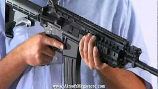 The full metal DBoys M4 S-System is a high quality, full metal AEG ...