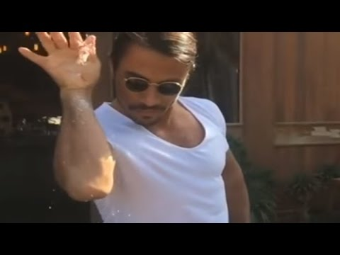 Salt Bae Meme FULL