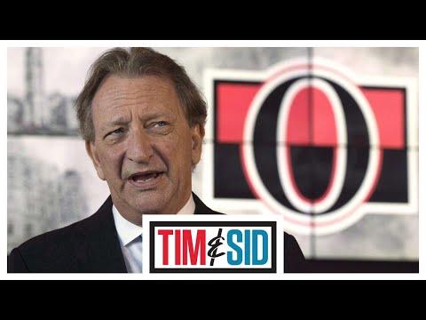 Sid Seixeiro Goes Off On Ottawa Senators | Tim and Sid