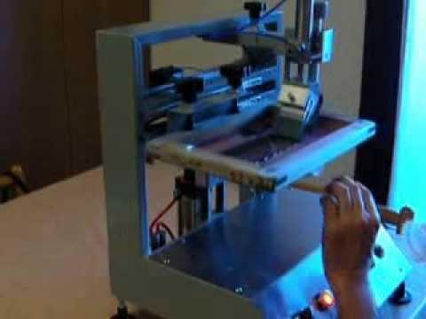Macchina stampa bicchieri youtube - Macchina per decorare carta ...