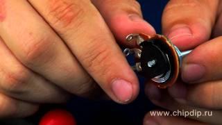 Переменные резисторы R24N1(Подписывайтесь на нашу группу Вконтакте — http://vk.com/chipidip, и Facebook — https://www.facebook.com/chipidip * При самостоятельно..., 2011-07-23T23:09:33.000Z)