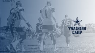Camp'n Out: Bucky Brooks Kicks Off The Fun!   Dallas Cowboys 2021