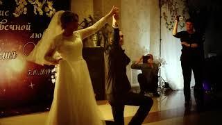 Фото D MASH Грешная страстьДИМАШ КУДАЙБЕРГЕН.Очень трогательный танец молодых на свадьбе.