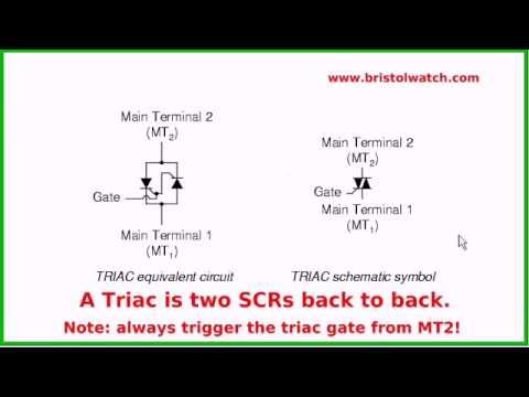 scrs theory and circuits youtube rh youtube com