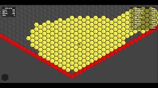 I am in the TOP 5 !!! | Superhex.io | IO Games | Random Cuboid