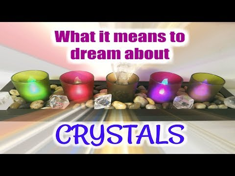 💎😴What it means to dream about crystals - dream
