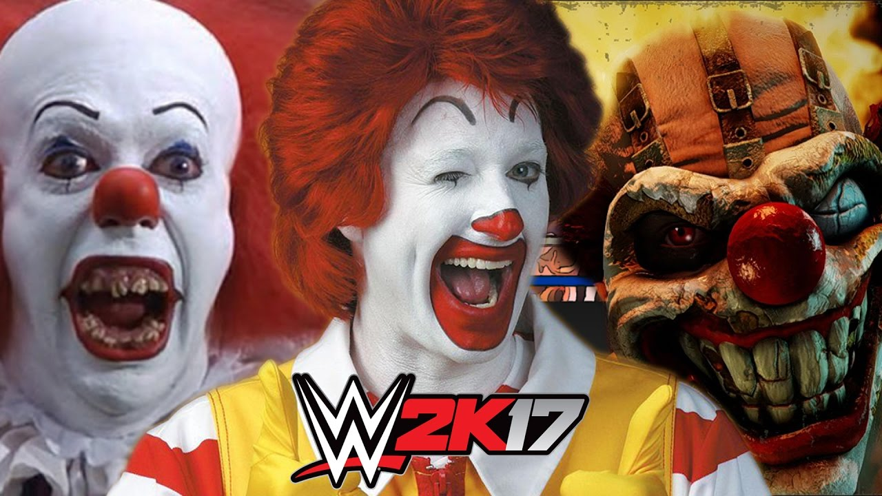 sweet tooth vs pennywise vs ronald mcdonald