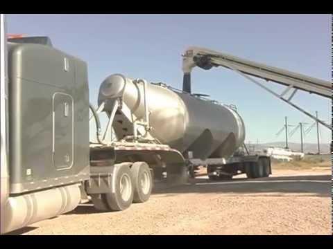 Gruber MFG Frac Sand Conveyor