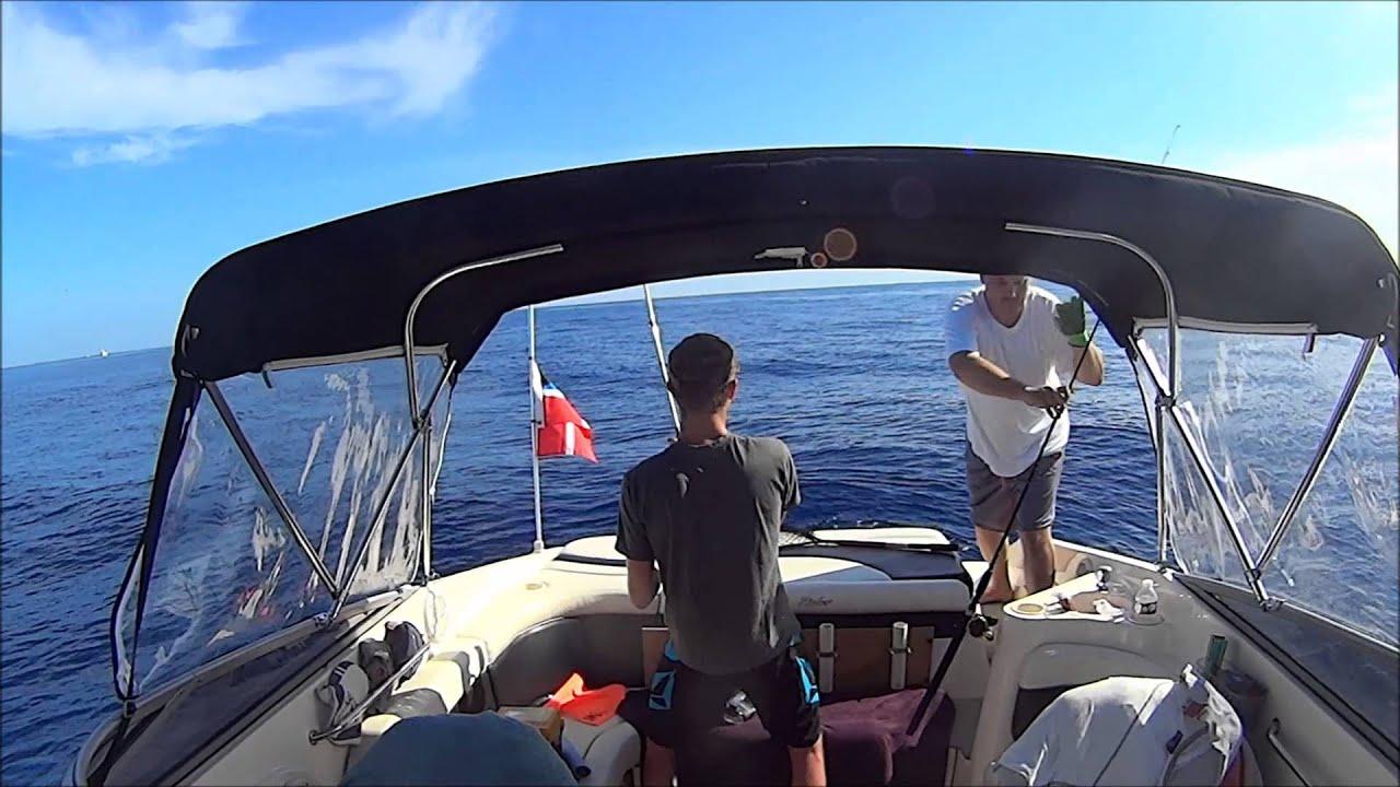 Omg boy catches big in bimini bahamas deep sea fishing for Deep sea fishing bahamas