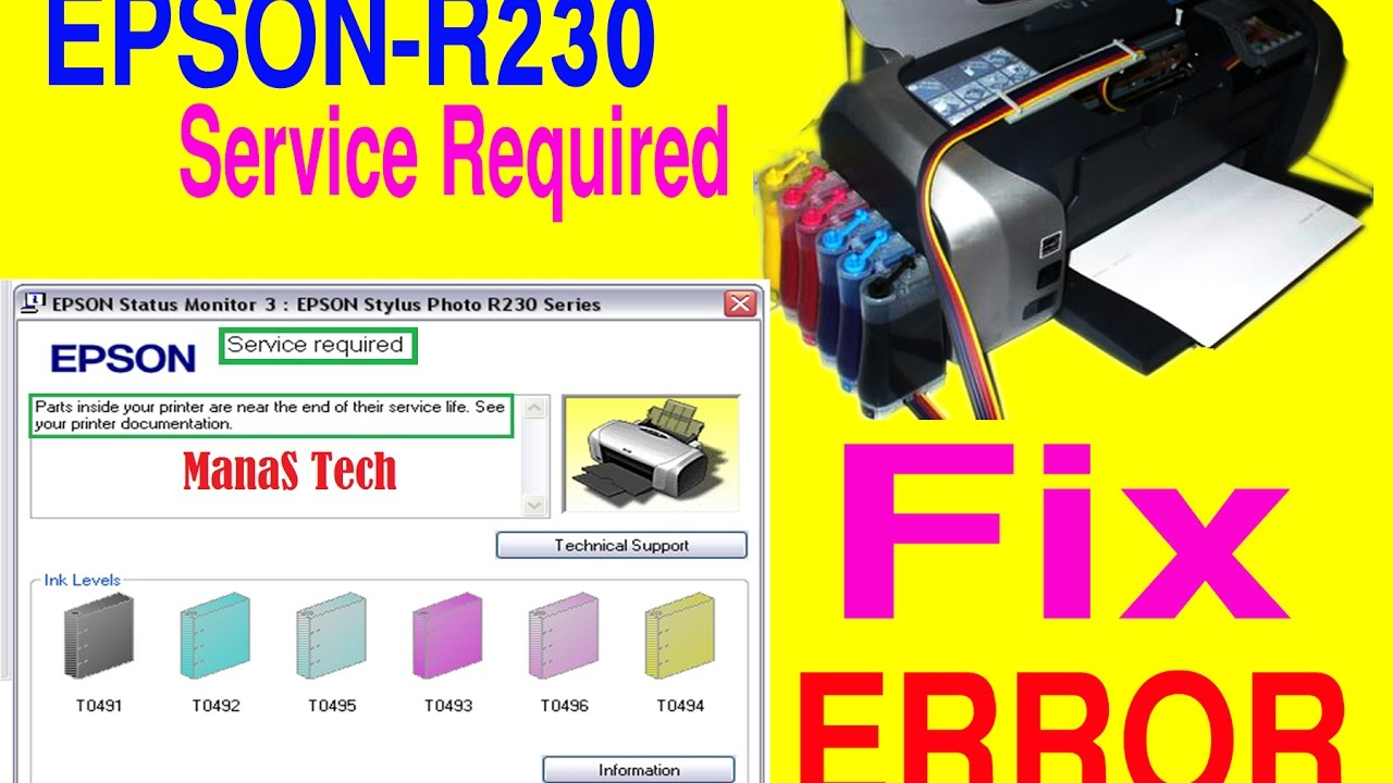 EPSON R230 SUPPORT DRIVERS FOR WINDOWS 7