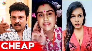 Vanitha, Sanjeev, Vijay Fans, Meera Mithun, Suriya