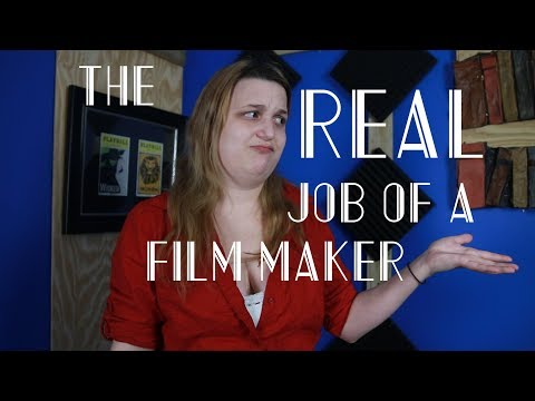 The Visionary: The Real Job of a Filmmaker