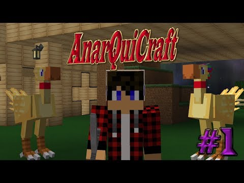 #AnarQuiCraft - Chocobos + Tinker´s Construct - #5