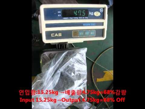 [Sludge Testing : Organic & Inorganic Sludge ] Veolia KKPC  / Drying by HYPER-X