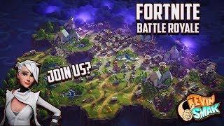 Fortnite Battle Royale!