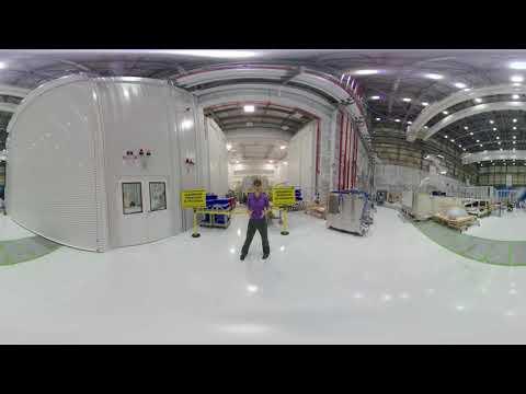 NASA's Commercial Crew Program VR 360 Tour: Boeing CST-100 Starliner