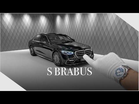 The new S CLASS by Brabus - Detailed Walkaround | Luxury Cars Hamburg