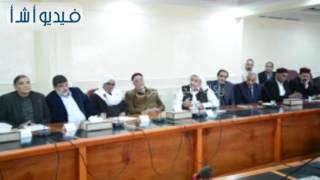 بالفيديو: حكماء مطروح يؤكدون أن الرئيس أحسن اختيار اللواء علاء أبو زيد محافظا لمطروح