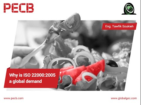 Why is ISO 22000:2005 a Global Demand?