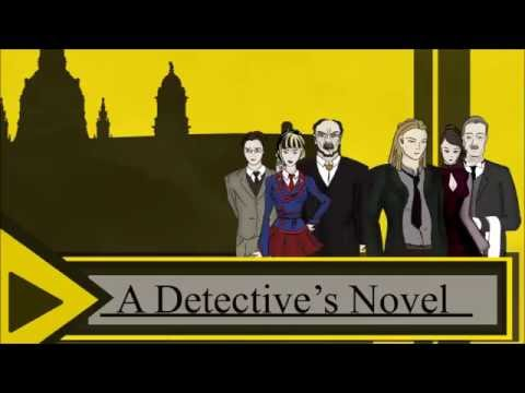 A Detective's Novel official trailer